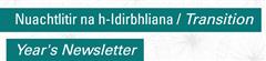 Nuachtlitir 3 - Nuachtlitir na hIdirbhliana