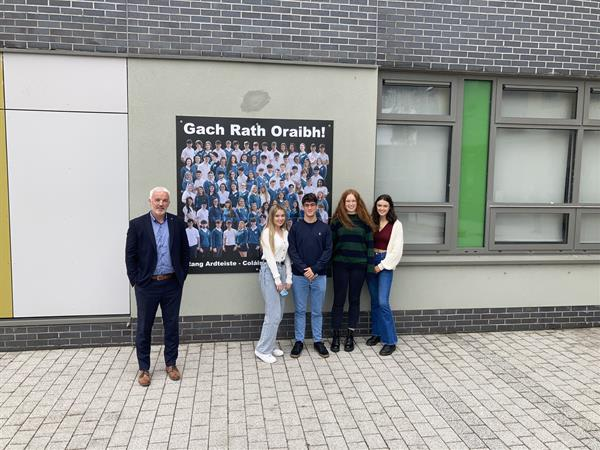 Torthai na hArdteiste 2021 / Leaving Certificate Results 2021